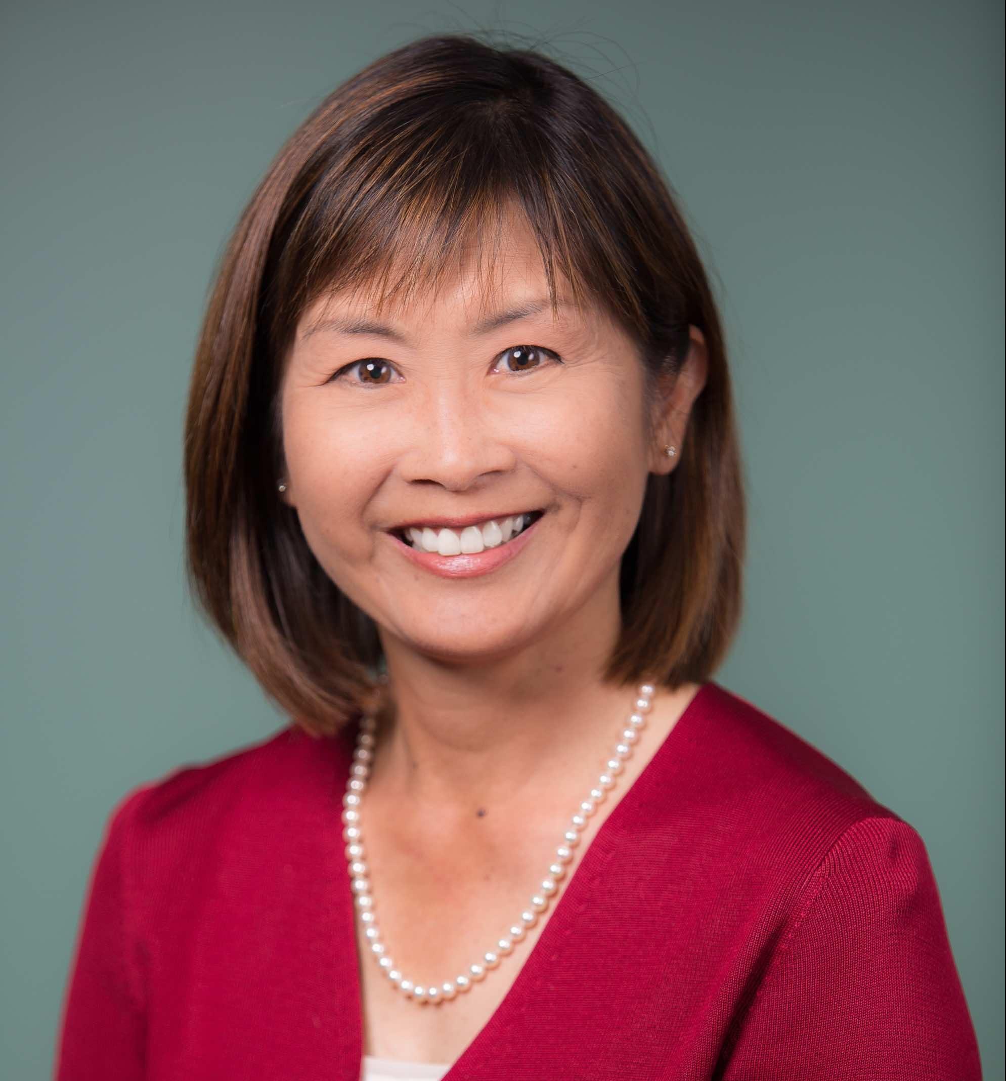 Portrait of Lesley Kaneshiro