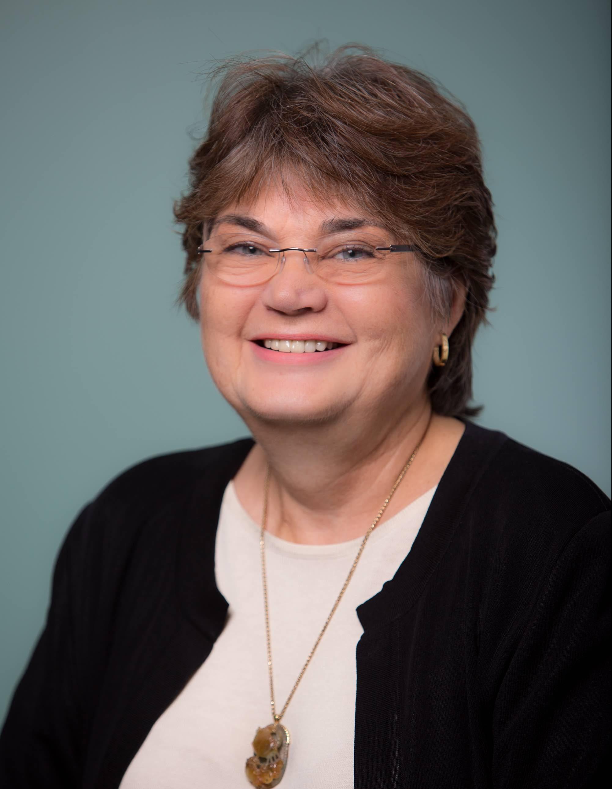 Portrait of Lynn McCrory